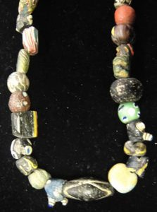 Pre-Islamic beads