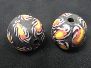 majapahit trade beads