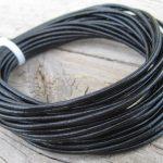 greek leather cord 1.5mm