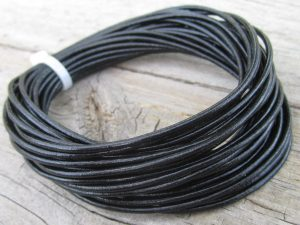 greek leather cord 1.5mm