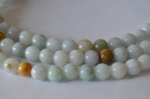 Jade Beads - 8mm Rounds