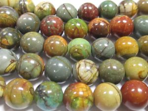 Cherry Creek Jasper Beads