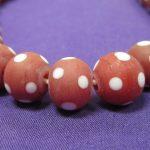 indonesian glass beads