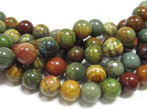 Cherry Creek Jasper Beads