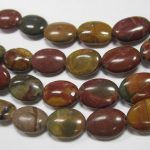 Red Creek Jasper Beads -