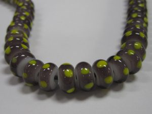 indonesian lampwork glass beads