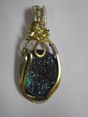 wrap pendants