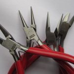 Lap Joint Plier Set of 4 - Germany