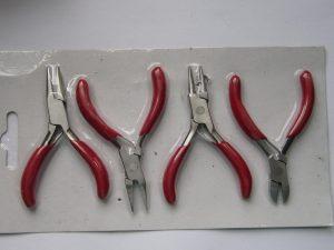 Mini Tools - Set of 4