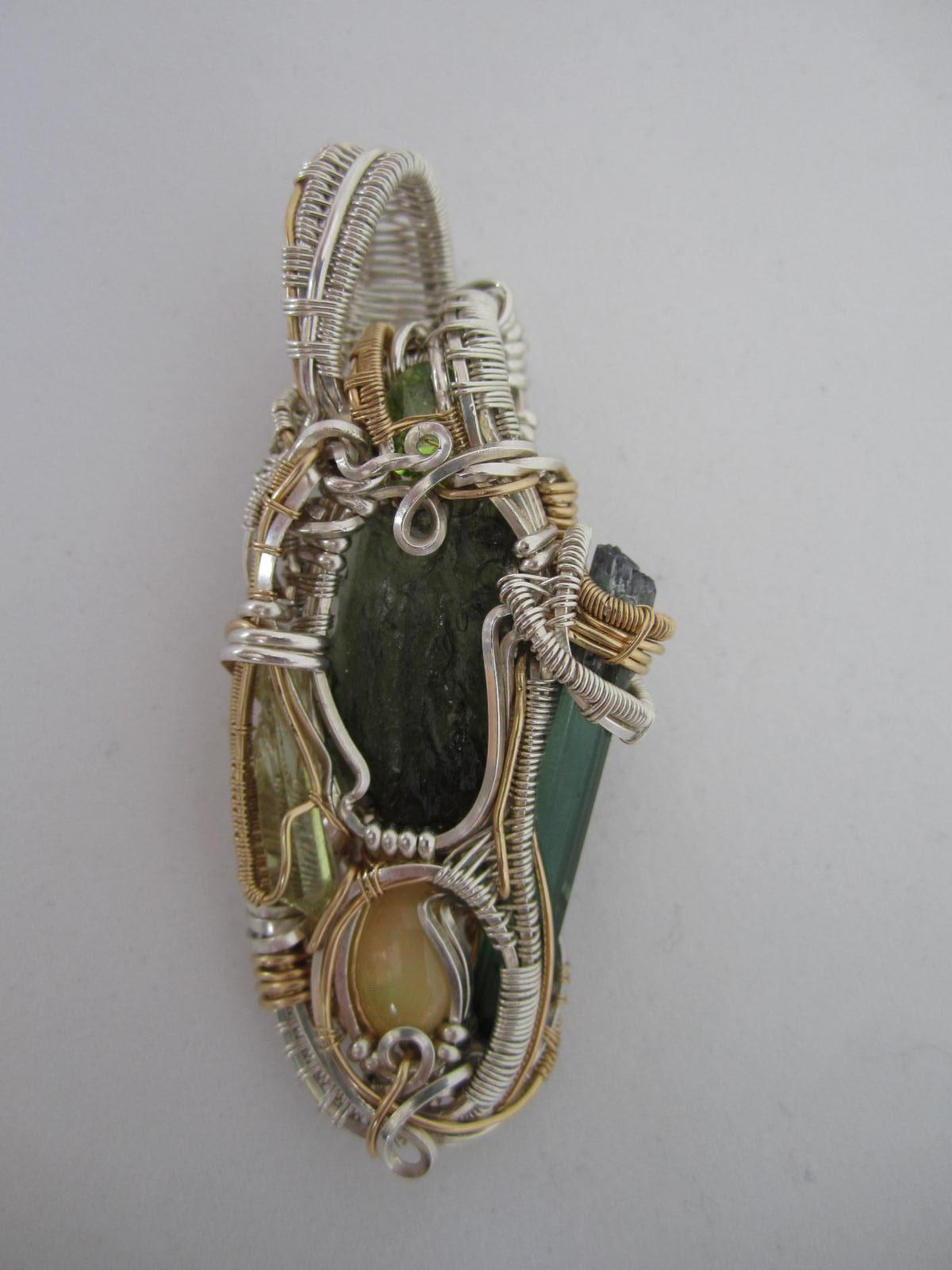Opal Wire Wrap - WIRE Center •
