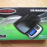 US-MAGNUM pocket scale