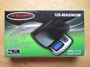 US-MAGNUM pocket scale