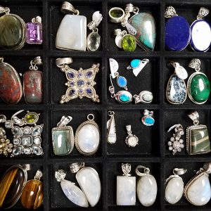SALE!! Gemstone Pendants