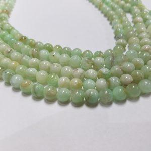 Green Moonstone - 6mm