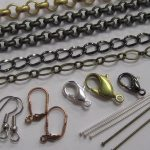 Base Metal Findings & Chain