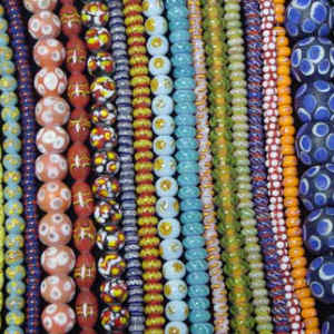 INDONESIAN GLASS BEAD SALE @ Bead World, Inc. | Palatine | Illinois | United States