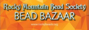 Rocky Mountain Bead Bazaar 2019 @ Denver Merchandise Mart | Denver | Colorado | United States