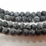 Snowflake Beads - Bead World Beads