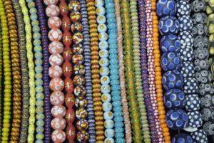 Indonesian Glass Bead Sale