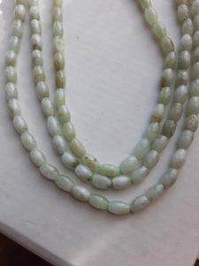Jade Necklace 18""