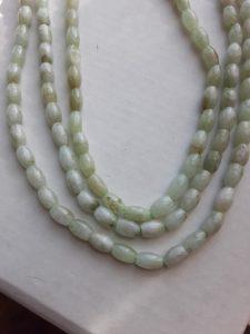 """Jade Necklace 18"""""""