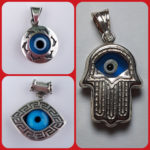 Evil Eye Jewelry, Pendants, and Beads